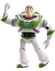 Disney Toy Story GDP69, Buzz Lightyear Figure met details die zo uit de film komen, Voor uren speelplezier, Zelfde formaat als in de film, Voor kinderen vanaf 3 jaar, Meerkleurig