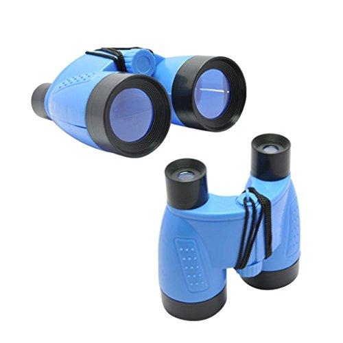 Zhouba - binocolo portatile per bambini, adatto al birdwatching o per osservare le stelle, perfetta idea regalo