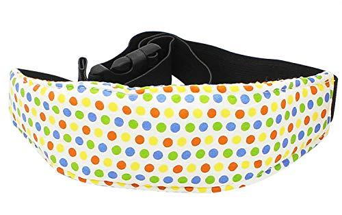 LUCKLYSCAR® Kop van de kinderwagenhouder voor auto-veiligheidsgordel veiligheid verstelbare rijstok van de slaap voor baby kinderen