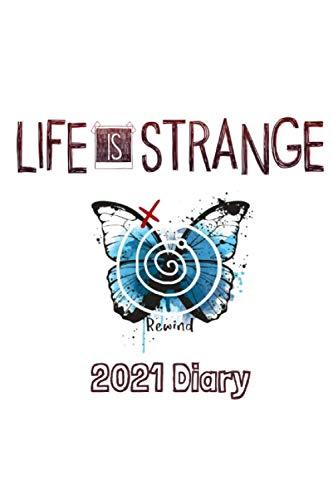 Life is Strange 2021 Journal: 2021 Diary