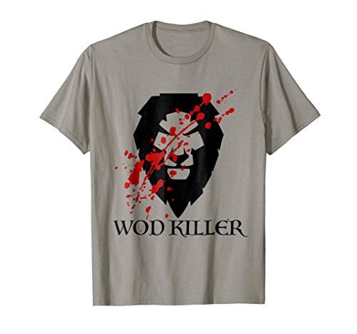 WOD (Workout of the Day) Killer Cross Training T-Shirt