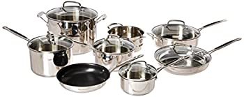 Cuisinart 77-14N Chef s Classic Stainless 14-Piece Set Stainless Steel