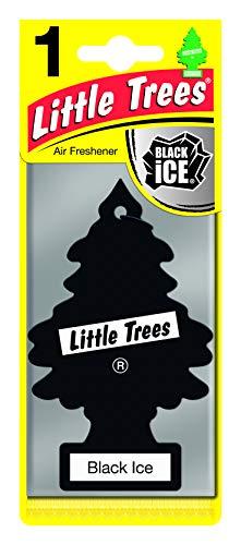 Little Trees 吊下げ式 芳香剤 エアーフレッシュナー ブラックアイス U1P-10155