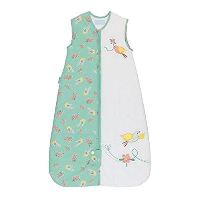 Gro Pajarillos - Saco de dormir premium, multicolor