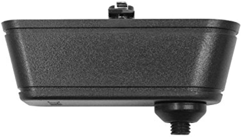 WAC Lighting EN-HQ50AR-BK H Track Quick Connect Low Voltage Transformer, Black