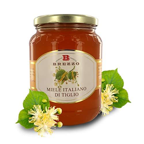 Brezzo Miel de Tilo - Origen Italia - 1kg