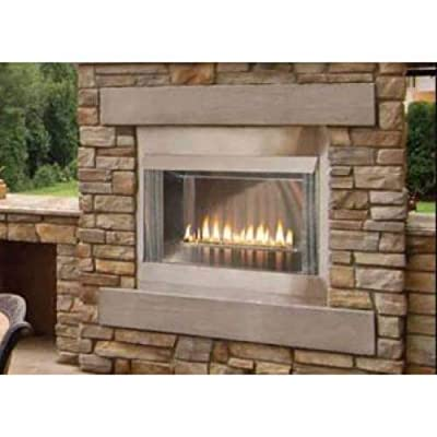 Outdoor Stainless 42 inch Refractory Liner Premium Firebox