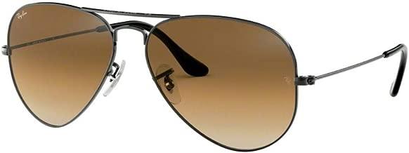 Ray-Ban RB3025 Aviator Gradient Unisex Sunglasses