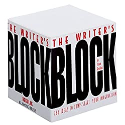 writers block gift - best gifts for writers
