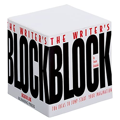 The Writer's Block: 786 Ideas To Jump-start Your Imag