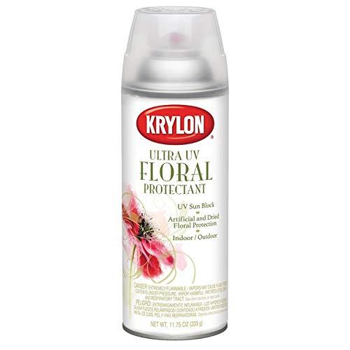 Krylon 11 oz Uv Floral Protectant Spray, Multicolor