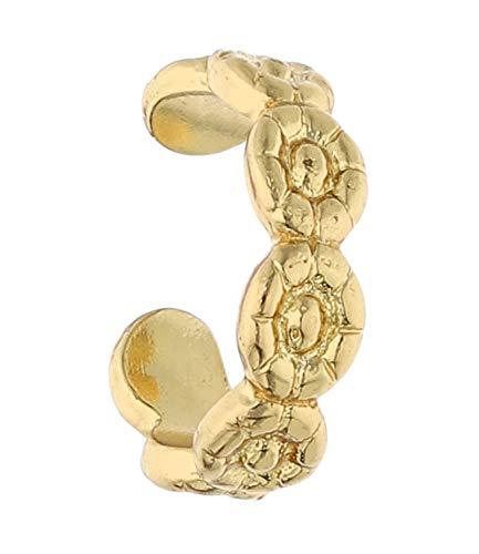 SIX Trendy Earcuff 647-762 - Pendientes para mujer (dorados)