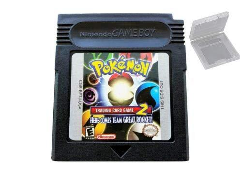 New Pokemon Trading Card Game 2 Gam…