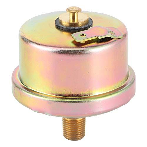 Akozon Sensor de presión de aceite, 83520-60011 Manómetro de presión de aceite de acero inoxidable Sensor remitente Conjunto de manómetro apto para ROCKY Hard Top/Soft Top/SPARCAR Box