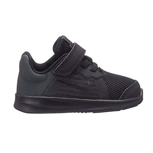 Nike - Zapatillas de Moda para bebés y niños Bebé-Niños, (Negro/Negro-antrancita), 19 EU