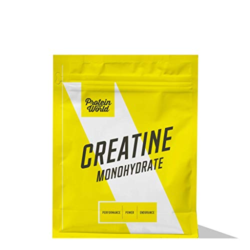Protein World - Creatine - Increased Performance Creatine Monohydrate Powder 500g