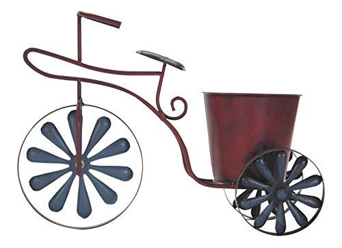 DARO DEKO Metall Fahrrad Zum bepflanzen