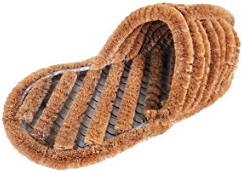 Imports Decor 856SDM Boot Scraper shoes Mat, 19 x 8