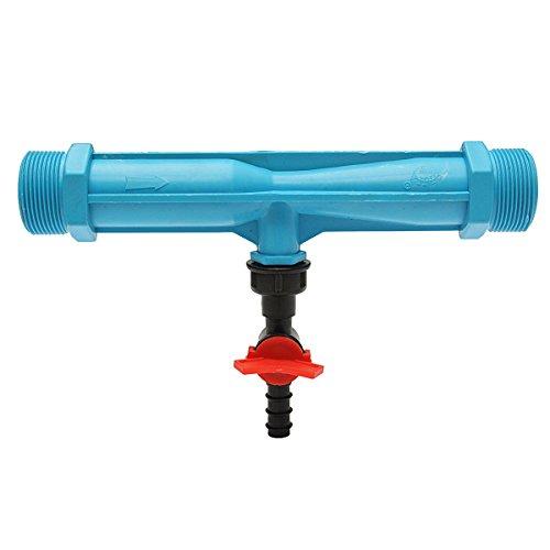 GOZAR 2 Zoll Bewässerung Venturi Dünger Injektoren Gerät Landwirtschaft Wasser Rohr