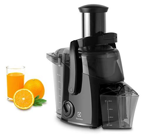 Electrolux ECJ1-4GB Licuadora para frutas y verduras con vaso, 700 W, 0,6 litros, color negro