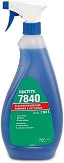 Loctite 2046049 SF 7840 Natural Blue Biodegradable Cleaner and Degreaser, 24 fl. oz. Spray Bottle