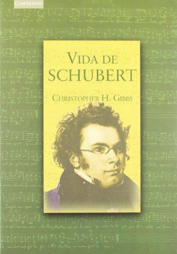 VIDA DE SCHUBERT