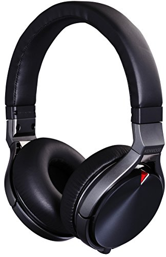 JVC Kenwood KH-KR900-E On-Ear Foldable Headphone with Remote and Microphone...