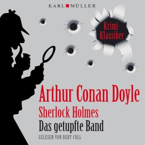 Das getupfte Band  By  cover art