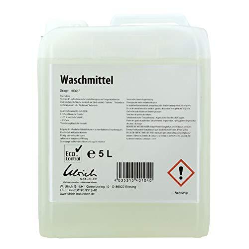 Ulrich natürlich Waschmittel flüssig 5 Liter