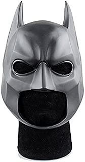 GshoppingLife Movie Figure The Dark Knight Batman Soft Helmet Cosplay Mask PVC Action Figure Toy Gift