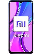 "Redmi 9 Samartphone - 4GB 64GB AI QUAD KAMERA 6.53"" Full HD + display 5020mAh (typ) Viola [Versione globale]"
