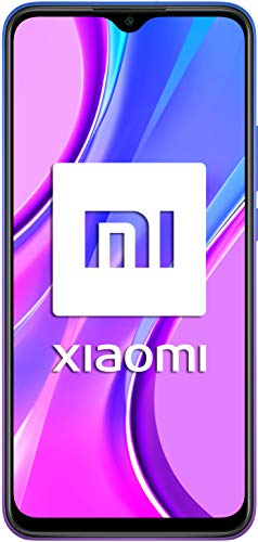 Redmi 9 Samartphone - 4Gb 64Gb Ai Quad Kamera 6.53  Full Hd + Display 5020Mah (Typ) Viola [Versione Globale]