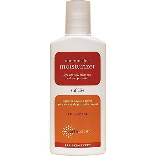 Earth Science Almond Aloe Facial Moisturizer
