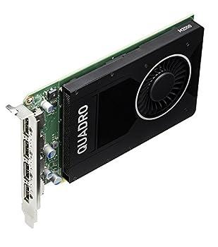Nvidia Quadro M2000 4GB GDDR5 128-bit PCI Express 3.0 x16 Full Height Video Card  Renewed