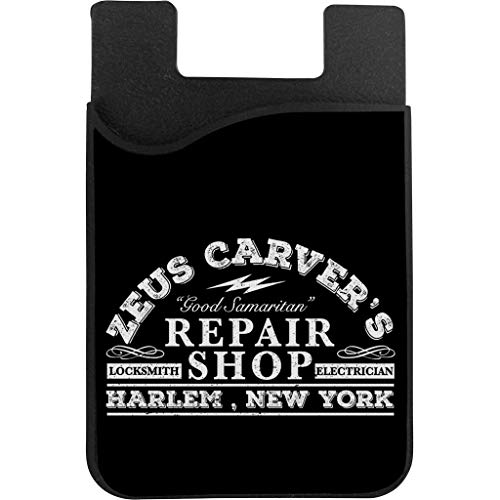 Cloud City 7 De harde Zeus Carvers Repair Shop Phone Card Holder