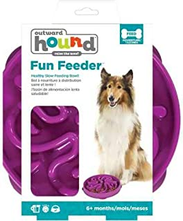 Best dog spiral bowl Reviews