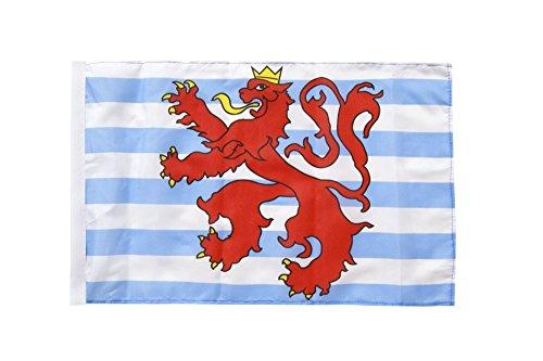 Flagge / Fahne Luxemburg Löwe + gratis Sticker, Flaggenfritze®