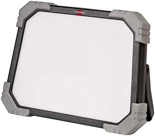 Brennenstuhl Mobiler LED Strahler DINORA 8000 / LED Baustrahler für den ständigen Einsatz im Außenbereich (LED Arbeitsstrahler 70W, 5m Kabel, IP65, bruch- und schlagfestes Kunststoffgehäuse)