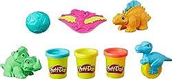 4. Play-Doh Dino Tools