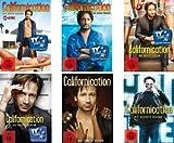 Californication Season/Staffel 1-6 im Set - Deutsche Originalware [14 DVDs]
