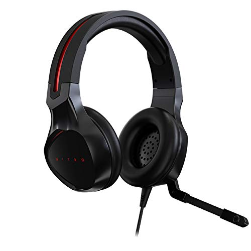 Acer Nitro Gaming Headset – Powerful Bass with Audio