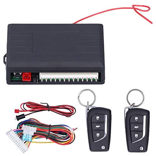Sistema de entrada sin llave a distancia automática Kit de cierre centralizado de control universal para automóvil de 12V