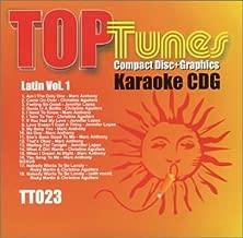 Top Tunes CDG Latin Vol. 1 TT-023