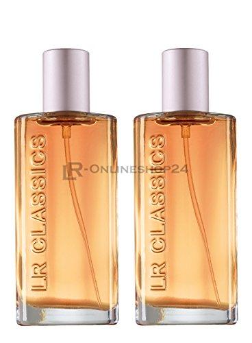 LR Classics Antigua Eau de Parfum per le donne (2X 50ML)