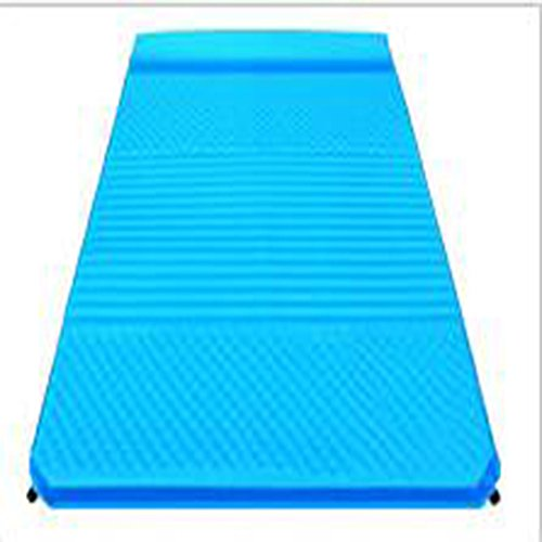 Moisture proof pad Outdoor Waterproof Mat Double-Layer Inflatable Carpet 3-4 People Thickening Sleeping Mat Travel Picnic Holiday Mat