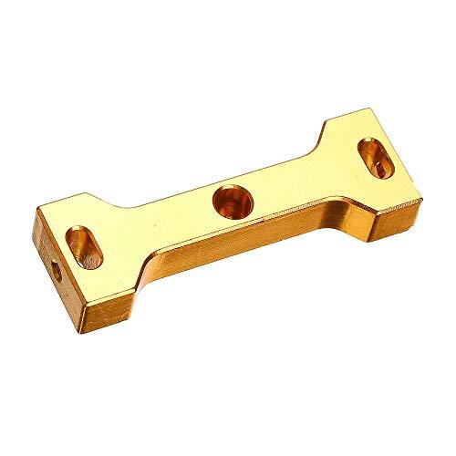 XCQ Verbesserter Metallstrahl for WPL JJRC B1 B16 B24 B36 C14 C24 Q60 Q61 Q62 Q63 Q64 1/16 RC Auto dauerhaft 1129