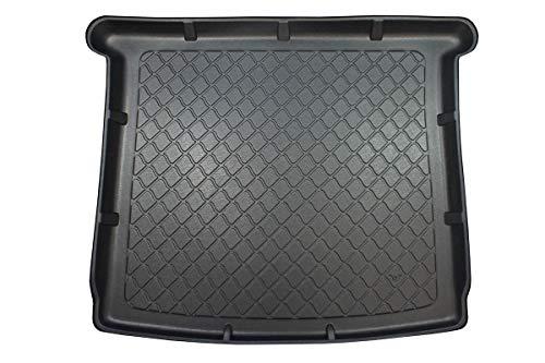 MDM Kofferraumwanne Grand C-MAX ab 11.2010-, Kofferraummatten Passgenaue mit Antirutsch, Passend für 7 Sitzer; 3. Reihe umgelegt, cod. 1104