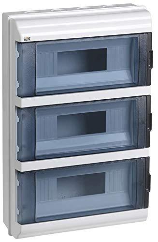 Sicherungskasten Verteilerkasten Aufputz IP55 (36 Module)