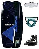 Jobe Vanity 141 und Maze Bindungen Paket Wakeboard. Homme, Multicolore, Taille Unique