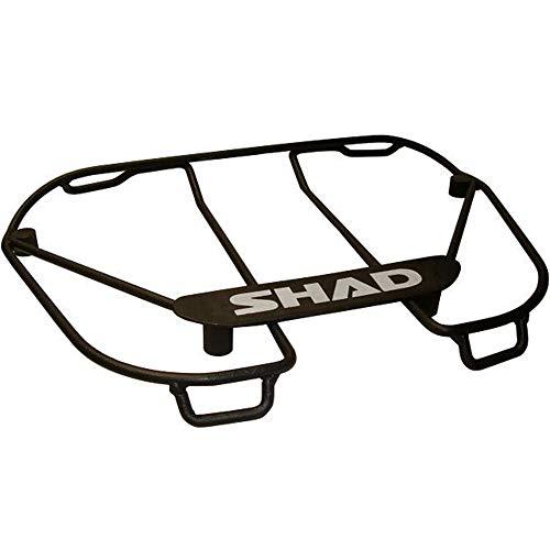 SHAD D0PS00 Case Upper Rack Accesorio de Maleta, Color Negro